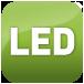 Moderna iluminación LED